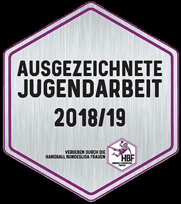 HBF Jugendzertfikat 2018/2019