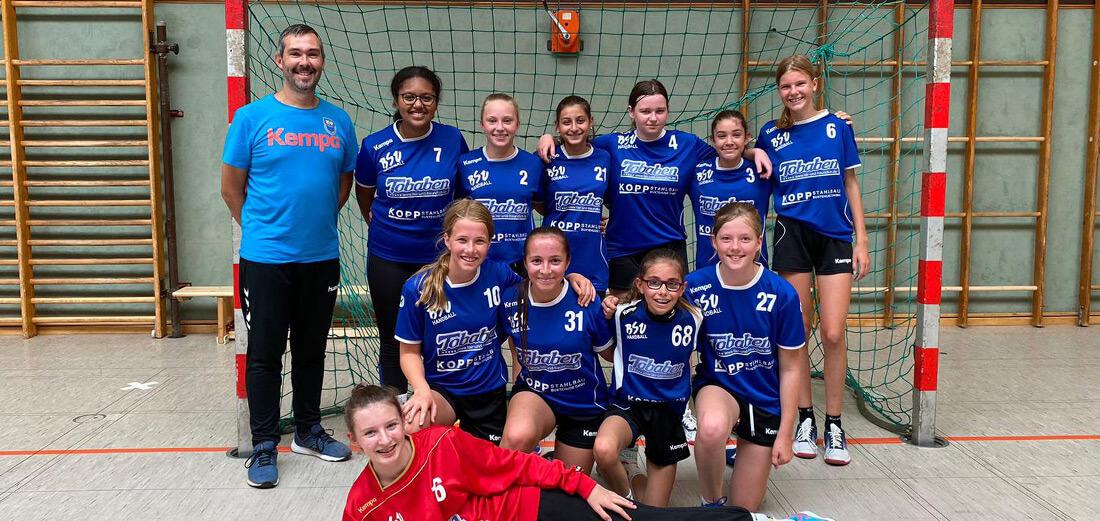 Weibliche C-Jugend 2 - Landesliga